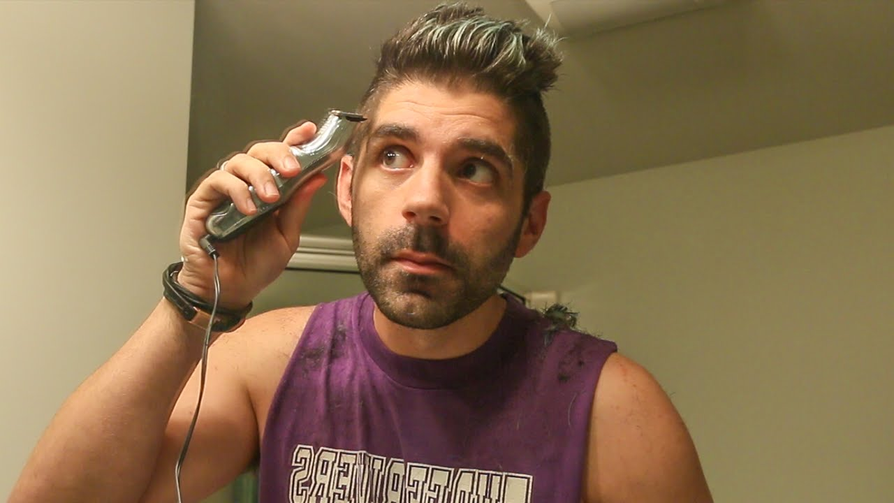 Bdubs Finally Gets A Haircut Youtube