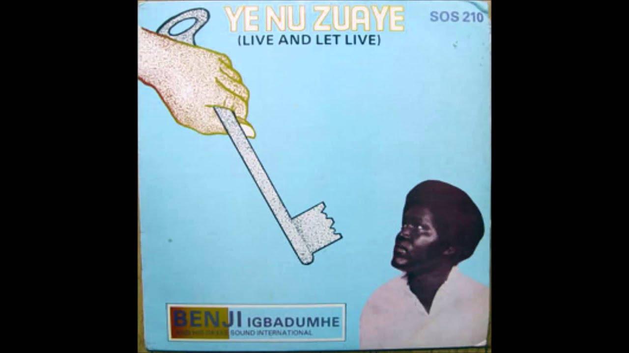 Don bruce lp we are one nigeria reggae highlife mp3 listen.