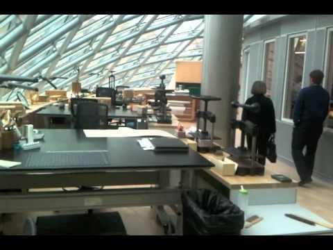 Mansueto Library (University of Chicago)