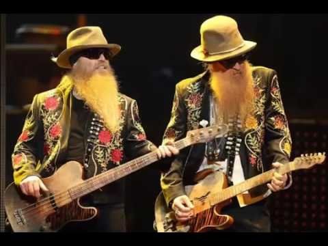 ZZ Top / John Lee Hooker -  Boom Boom boom / F.E.Radio by Rafta44