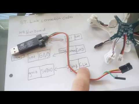 Eachine H8 Mini (Blue Board) Acro Firmware Update/Flash Silverware - How To / Step by Step Guide