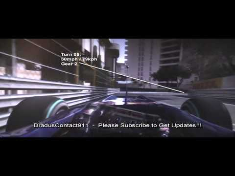 06 Monaco GP circuit Guide - 2013 Formula 1 Season - Monte Carlo