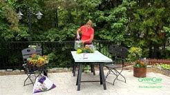 GreenCare Kukkiva puutarhapöytä