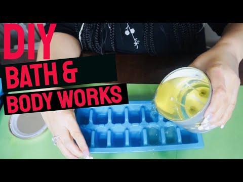 DIY Bath & Body Works Candle Wax Melts!