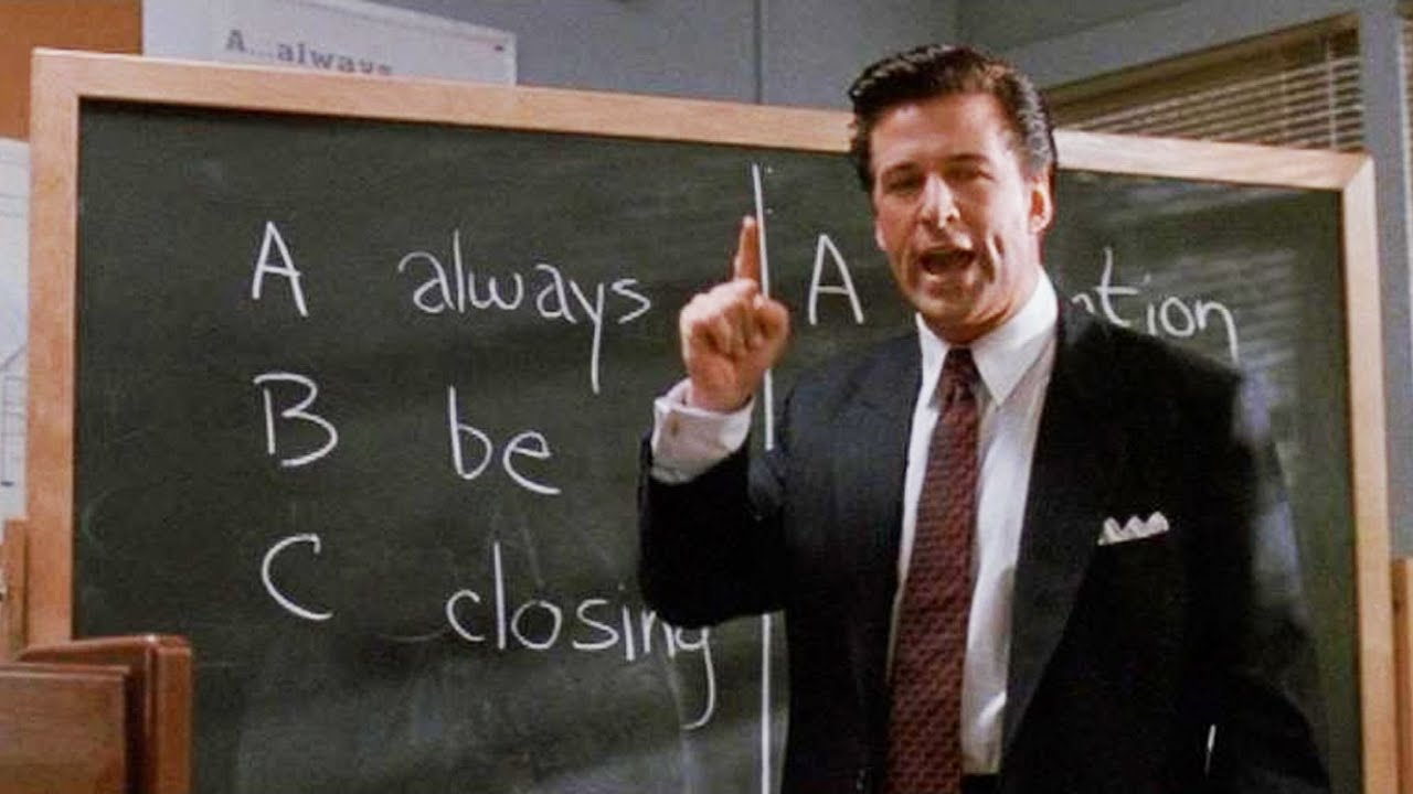 Image result for alec baldwin glengarry glen ross