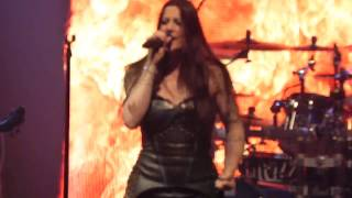Nightwish Devil The Deep Dark Ocean Live In Montreal
