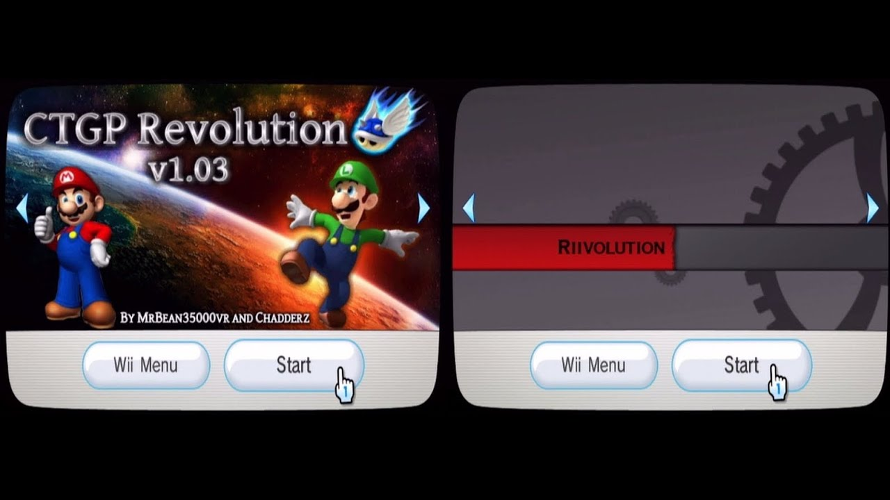 Riivolution forwarder wad
