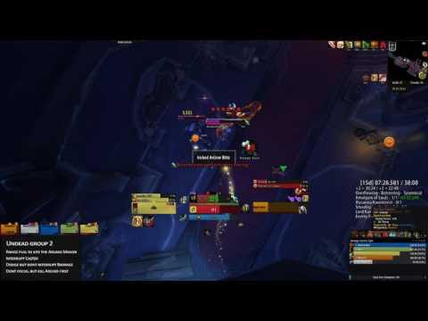 Black Rook Hold Mythic +15
