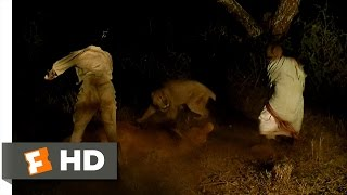 Out of Africa (3/10) Movie CLIP - Lions Attack Karen