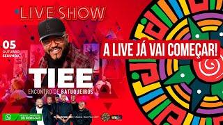 Live Show | Tiee e Encontro de Batuqueiros | Templo - Bar de Fé