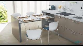 伸縮餐桌 -義大利ATIM-伸縮餐桌EVOLUTION XL(附腳) - 安裝影片- 騰泰國際五金