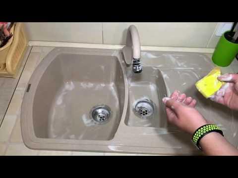 Кухонна мийка VANKOR Norton NMP 04.86 Black + сифон подвійний VANKOR Стандарт