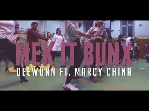 "DeeWunn ft. Marcy Chin ""Mek It Bunx"" Choreography by Mate Palinkas"