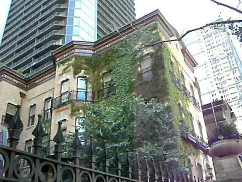 Chicago Landmark Ransom R. Cable House 1886