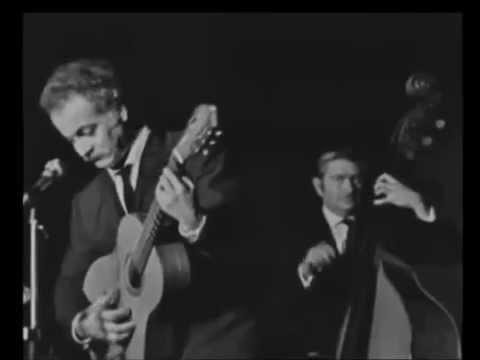 Georges Brassens - Bécassine (live à Bobino, 1969)
