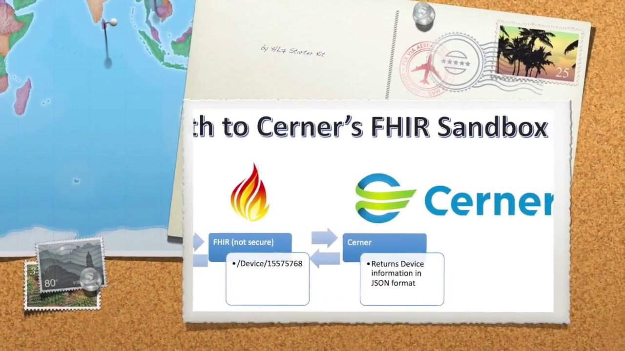 Connect Mirth to Cerner FHIR Sandbox