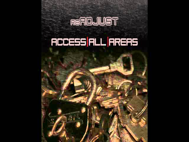 reADJUST - Access All Areas (Album-Preview)