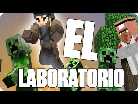 ¡ES UNA CATASTROFE! EL LABORATORIO | Minecraft
