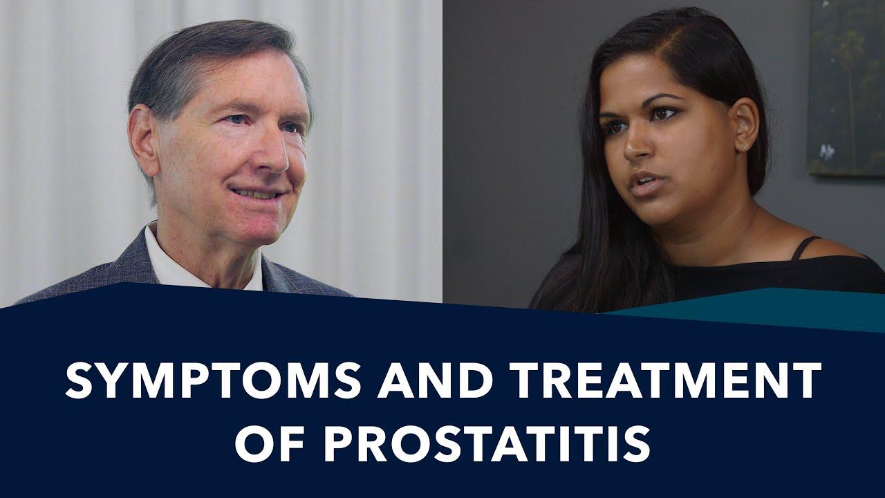 Prostatitis és fejfájás