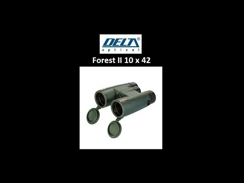 Jagd unboxing pirschglas delta optical forest ii youtube