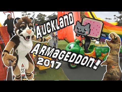 Auckland Armageddon 2017 ~ The Awakening!