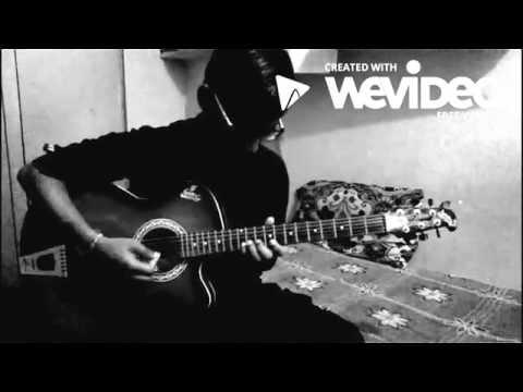 Sun saathiya guitar cover on tabs by Gaurav kushwaha