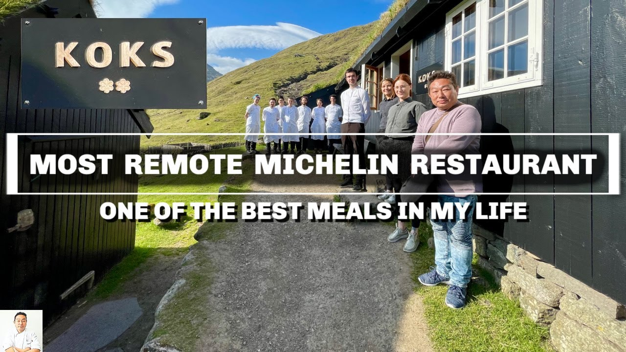 Download One Of The Best Meals In My Life At The Most Remote Michelin Star Restaurant In The World