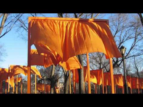 Christo & Jeanne-Claude's THE GATES