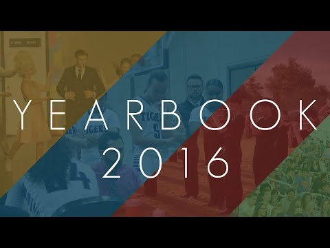 Millennium High School Yearbook Ad 2016