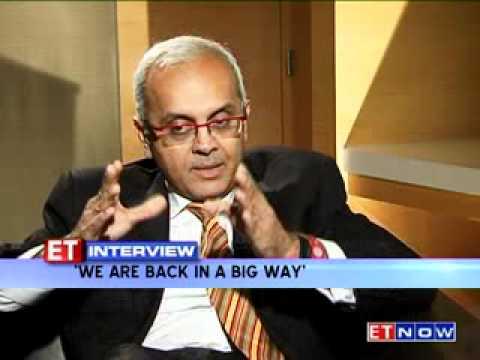Mihir Doshi of Credit Suisse Speaks to ET NOW's Shaili Chopra.flv