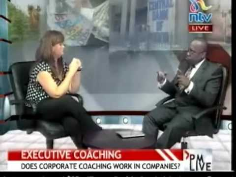NTV PM Live Interview with Lisa Wynn discussing Executive Coaching