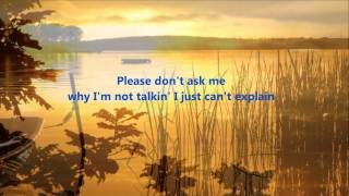 Please don t ask me lyrics