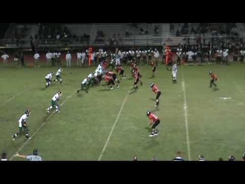 Travis Willams # 22 CB - 2009 Highlights (Games 1-3)