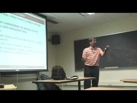 Lecture 21: Zebra File System