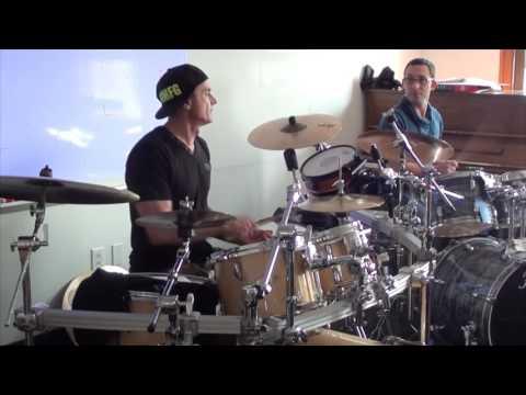 Virgil Donati at Drum Fantasy Camp