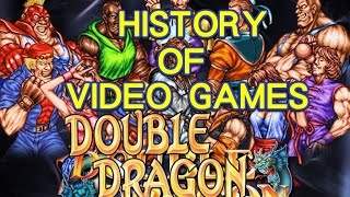 History of Double Dragon ダブルドラゴン (1987-2017) - Video Game History