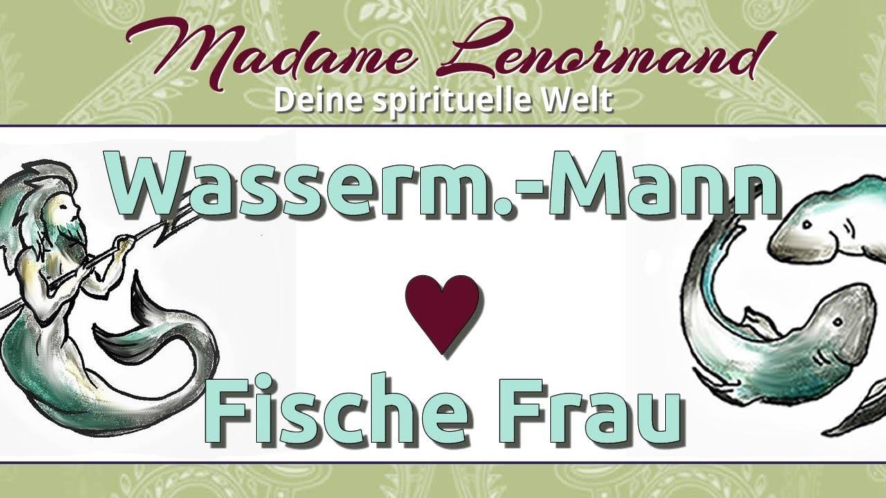 Wassermann Mann & Fische Frau - YouTube