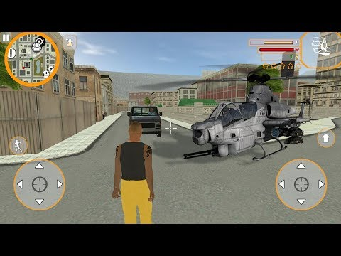 San Andreas Crime City Theft (by Creative Herculus Games) Android Gameplay [HD]
