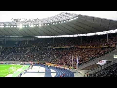 Hertha BSC Vs. SG Dynamo Dresden (2012)