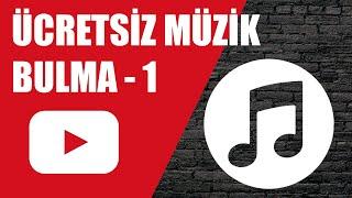 Videolarınız için Copyright Free Ücretsiz Telifsiz Müzik Bulma (Yöntem 1)