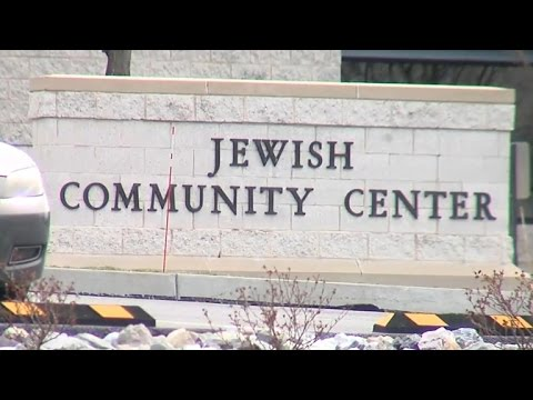 Jewish center threats suspect arrested