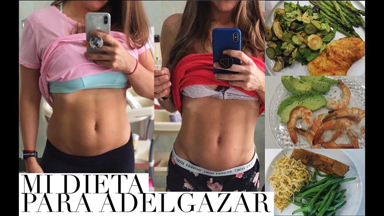 recetas para bajar de peso en 7 dias pelicula
