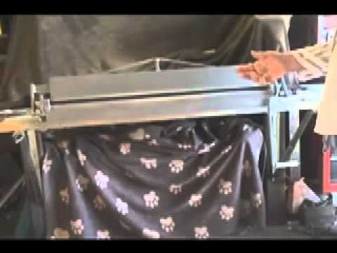 how to make a sheet metal folder