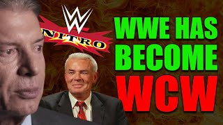 How WWE in 2019 Worryingly Resembles WCW Before Going Out of Business!