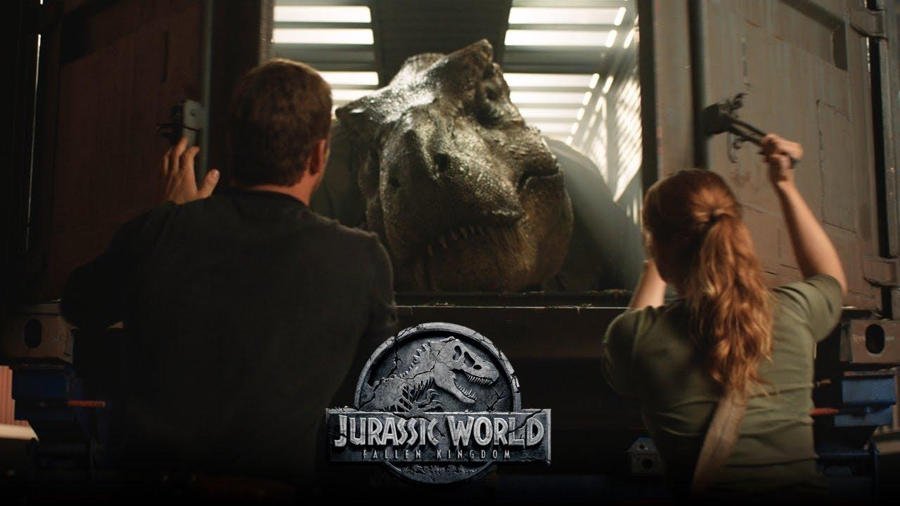 Jurassic World: Fallen Kingdom': Everything We Know So Far