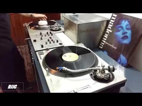 """CLASICOS de los 80s COMPILADO con VINILOS 12"""" by Juan Carlos Mattera"""