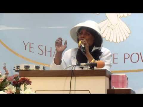Mother Helen Mack Explains Her Spirit Leaving The Body Experience