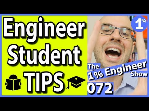 Engineering Student Tips | Things Engineering Students Should Know
