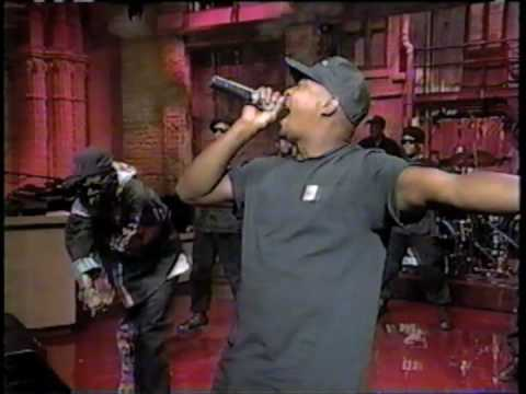 Public Enemy on The Late Show with David Letterman