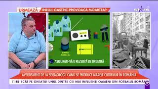 2018, anul marelui cutremur? Seismologii ne spun dacă se află sau nu România în mare pericol
